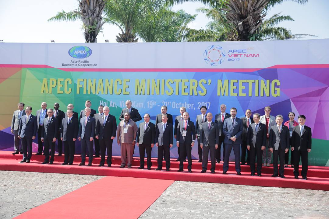 APEC final's meeting
