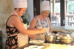 Palm Garden Beach Resort and Spa - cooking class 1